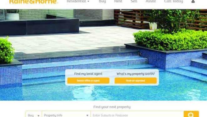 Raine & Horne ramps up website