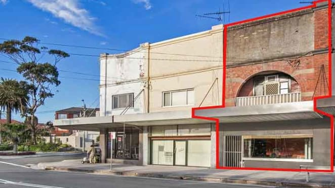 Shop and unit in Sydney's Randwick fetches $1.7 million