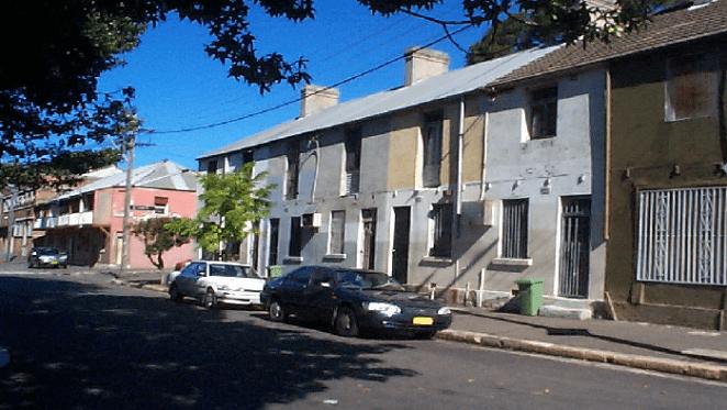 Glover Lane, Redfern named after Sydney's first female builder