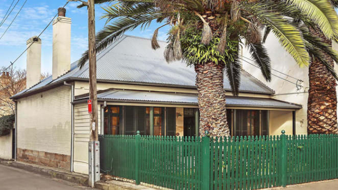 High Court judge lists Redfern colonial home