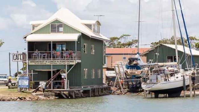 Pelican Slipway in Redland Bay listed