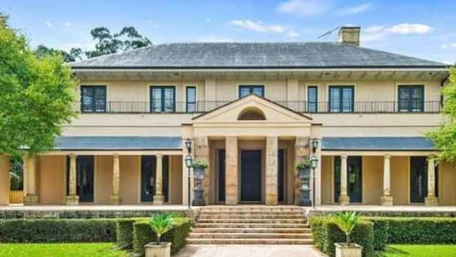 Magnate Jerry Ren lists Warrawee mansion Pantagruel