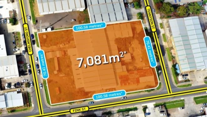 Williamstown industrial site sold for $2.9 million