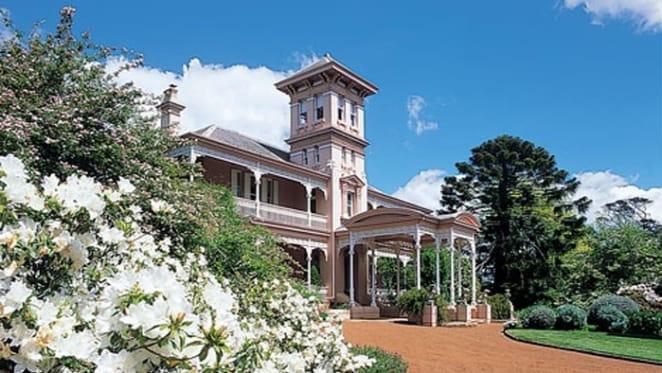 James Fairfax to gift historic Retford Parkestate