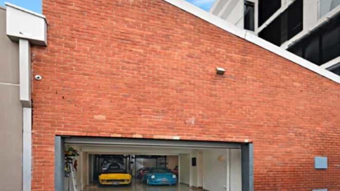 Seven bidders,170 enquiries for Cremorne warehouse