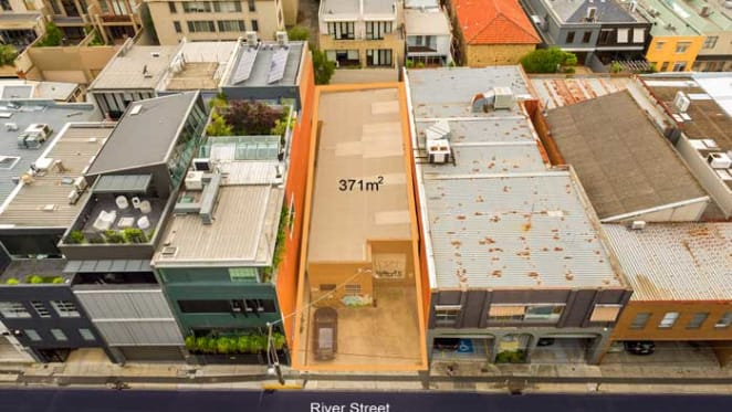 $3.75 million paid for Sth Yarra warehouse