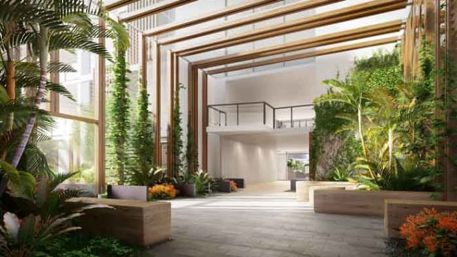 More apartments at Brisbane's Riverfront, Hamilton Reach released