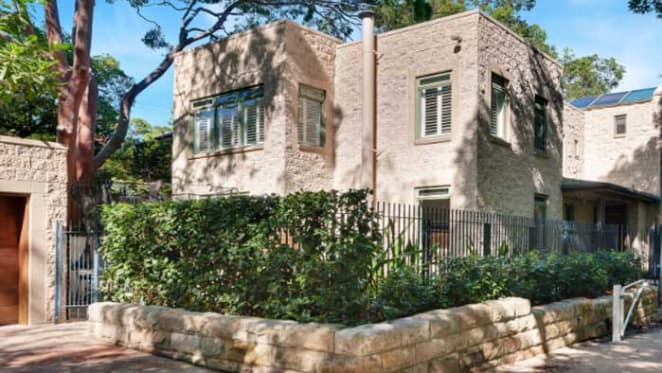 BRW Rich Lister Christian Beck lists Riverview waterfront