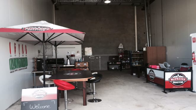 Supreme Roasters expands roasting headquarters in south-east Queensland's Yatala.