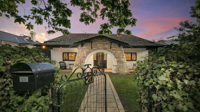 $1.1 million hopes for 1920s Adelaide bungalow