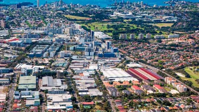 $100 million price tag for Rosebery lots