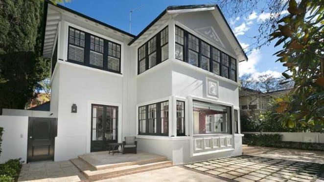 Woollahra abode of Phoebe Kyriakou sold