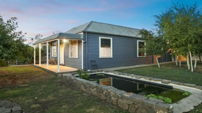 Chef and gardener Annie Smithers lists in Malmsbury