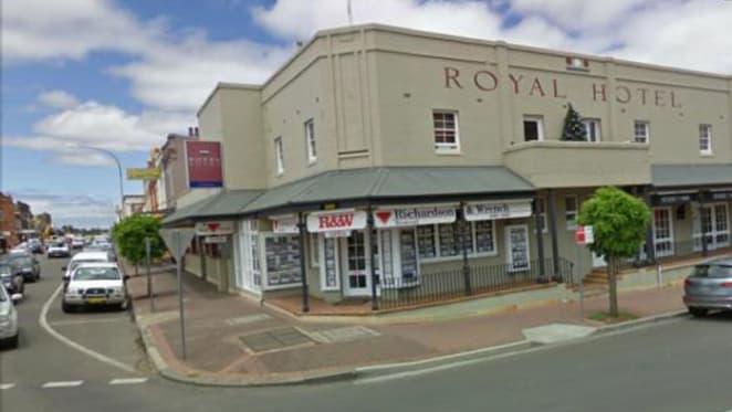 Martyn Downs buys Bowral's Royal Hotel
