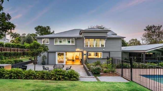 Entrepreneur Jessica Rudd upgrades Brisbane home