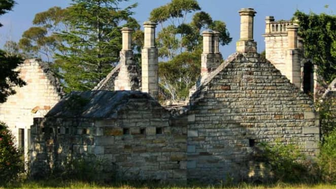 Blue Mountains sandstone ruins sell for $1.2 million