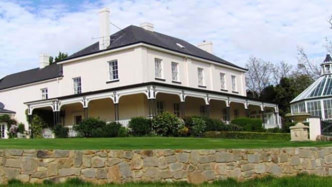 Vaucluse, the Northern Midlands Tasmanian farm sells to United States hedge fund