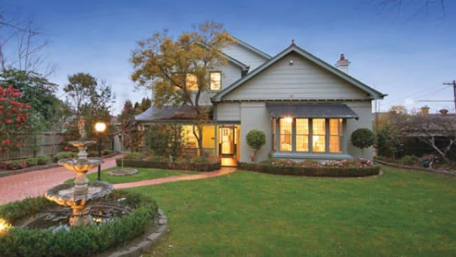 Sackville Street, Kew offering with $9 million plus hopes