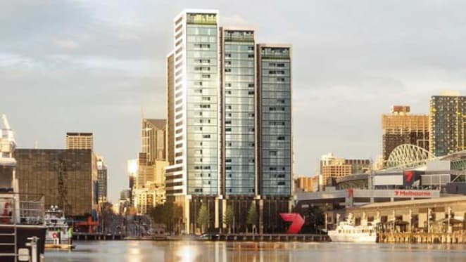 Salta Properties to develop Docklands waterfront apartments
