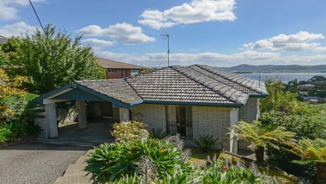 Sandy Bay Tasmania home SQM's most distressed