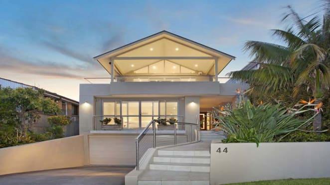 Designer home Seacrest at Collaroy Plateau for sale
