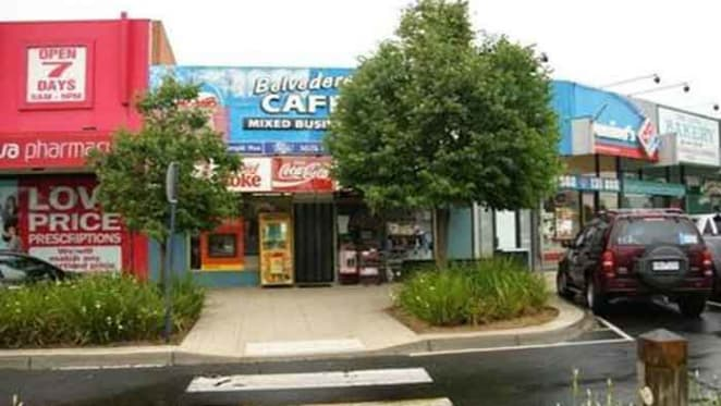 Shop and dwelling up for auction in Melbourne's Seaford