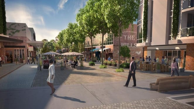 Sekisui's $300 million Gledswood Village in south-west Sydney aims to be a community magnet