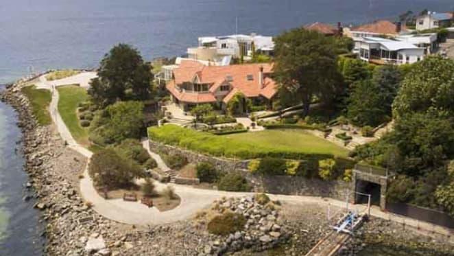 Snappy sale for Tasmanian mansion Sentosa