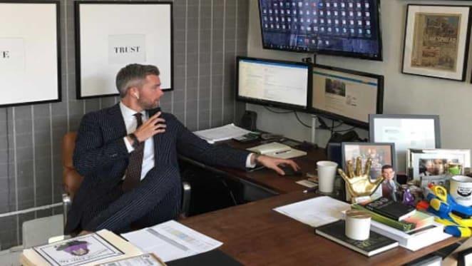 Ryan Serhant, the New York Million Dollar Listing star, to visit Sydney and Melbourne