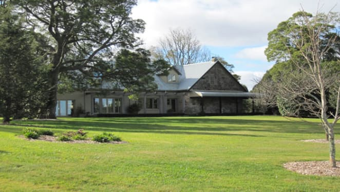 Shandon, the Robertson, NSW southern highlands farm relisted