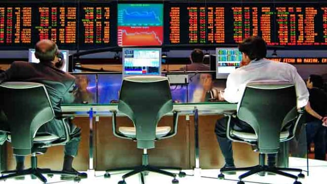 What it takes to invest in volatile sharemarkets