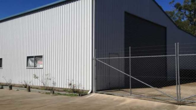 Shed complex in Queensland's Oakhurst up for sale