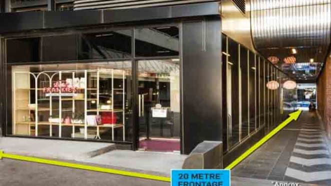 Adriano Zumbo-leased restaurant sold prior to auction for $3.7 million in Melbourne
