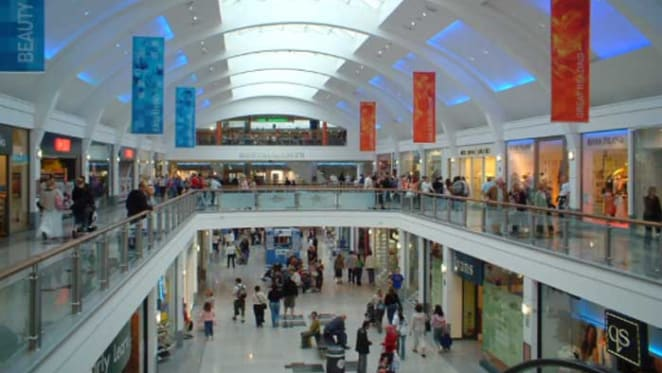 Shopping malls as community centres