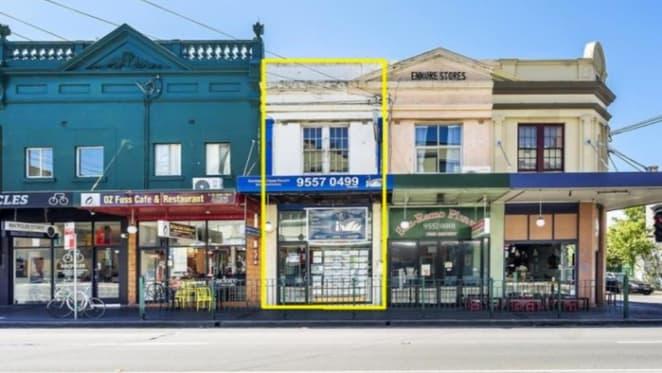 Enmore retail terrace shop sold by Raine & Horne Commercial