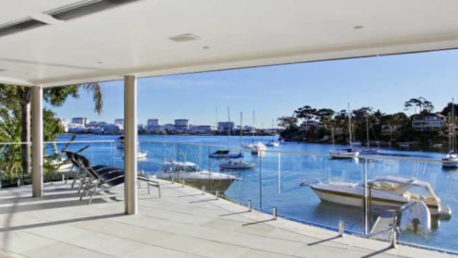 Gladesville waterfront Four Winds sold