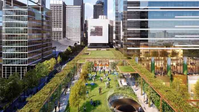 Lendlease to start work on $200 million office tower in Melbourne's Batman's Hill