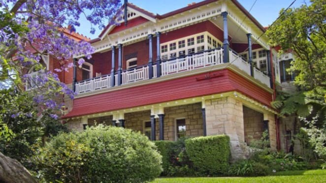 Ardagh, the Mosman trophy home relisted