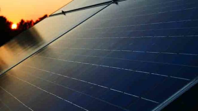 Is Australia the world leader in household solar power?