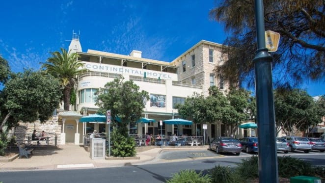 Sorrento's Continental Hotel makes quick return to market with VCAT approvals
