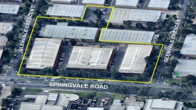 Mulgrave refrigerated logistics facility to fetch $8 million plus