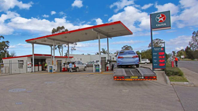 Shoalhaven Bomaderry service station listed
