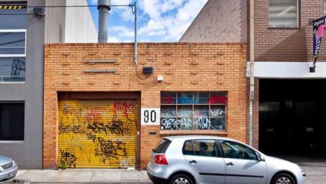 Boutique warehouse in Melbourne's Cremorne to fetch $1 million