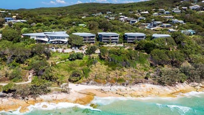 Queensland's Stradbroke Island Beach Hotel listed