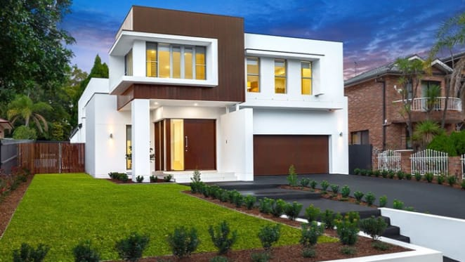 Strathfield new build tops weekend auction results