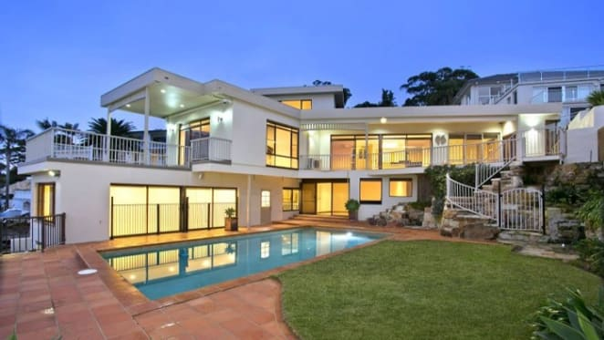 Ricky Stuart sells in Sutherland Shire
