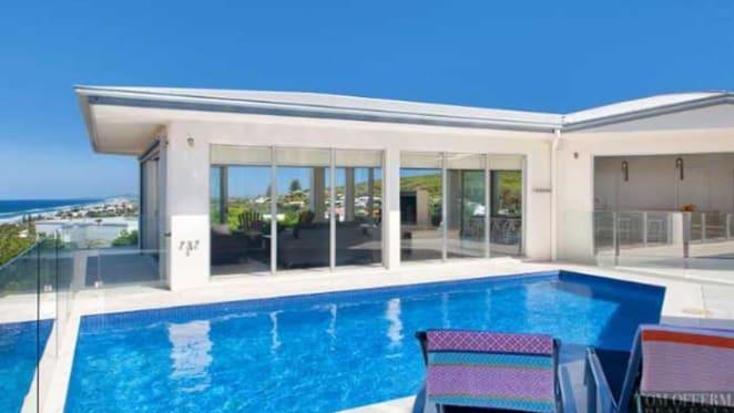Sunshine Beach luxury home listed