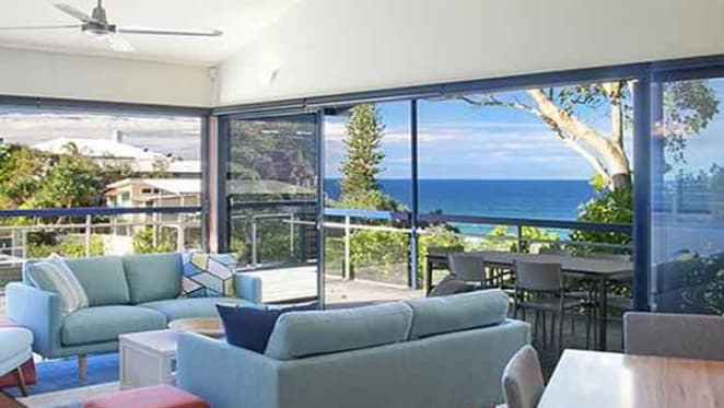 Caltex chairman Greig Gailey reduces price for Sunshine Coast holiday home