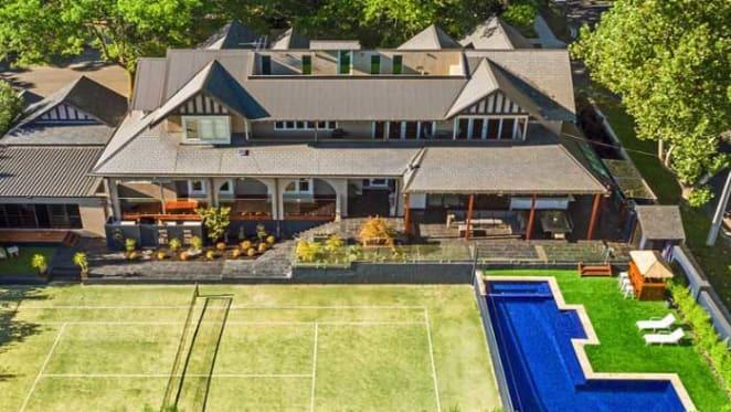 Surrey Hills, Melbourne trophy home Zermatt sold