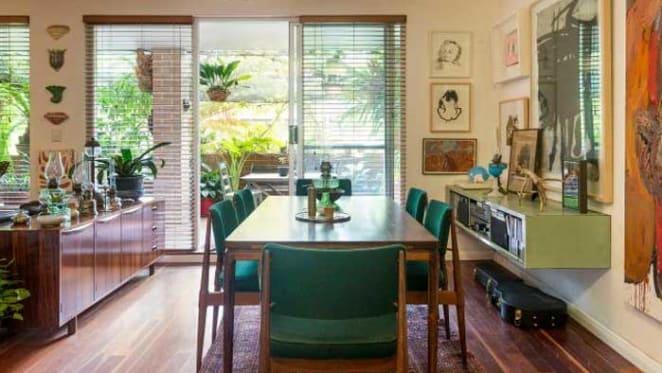 Artist Guy Maestri lists Surry Hills apartment